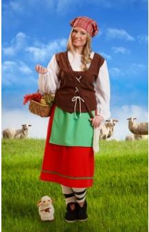 Disfraz Pastora