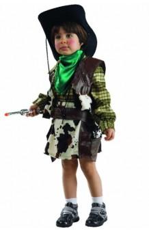 Disfraz Pistolera Baby