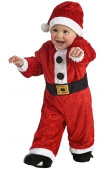 Disfraz Papa Noel Baby