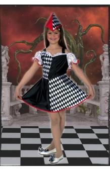 Disfraz Lady Arlequina