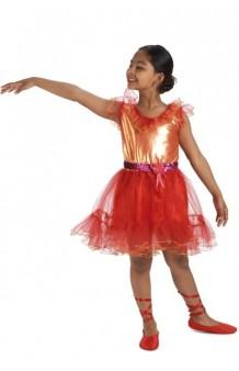 Disfraz Bailarina Roja
