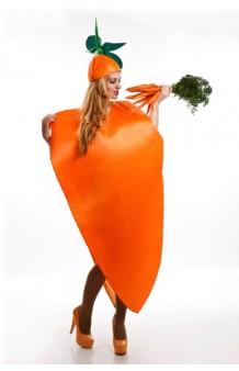 Disfraz Zanahoria