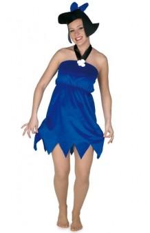 Disfraz Cavernícola Azul