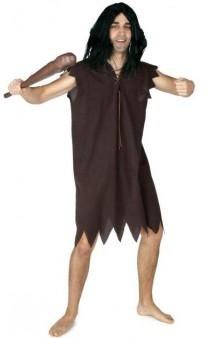 Disfraz Cavernícola Marrón