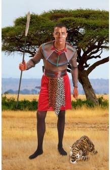 Disfraz Chico Massai