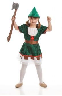 Disfraz Robin Hood Chica