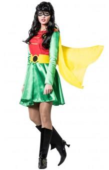 Disfraz Robin Supergirl