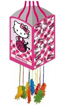 Piñata Hello Kitty Pequeña