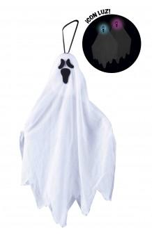 Fantasma Colgante Luminoso, 50 cm.