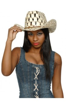 Sombrero Cowboy Fresh Paja