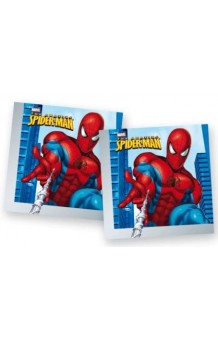 Servilletas Spiderman, 20 uds.
