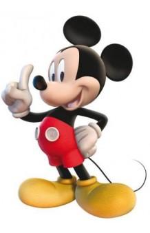 Set 2 Figuras Mickey Mouse, 30 cm.