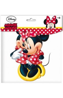 Set 2 Figuras Minnie Mouse, 30 cm.