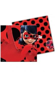 Servilletas Ladybug, 20 uds.