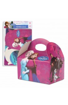 Set 4 Cajitas Frozen