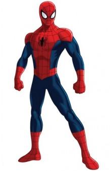 Figura Spiderman Articulada, 100 cm.
