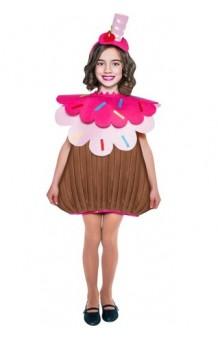 Disfraz Cupcake