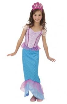 Disfraz Sirena Encantada