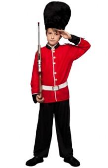 Disfraz Guardia Inglés