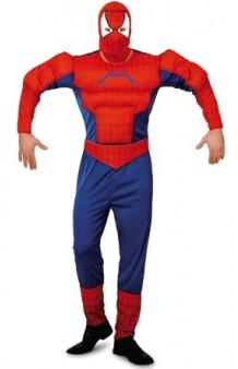 Disfraz Spider Héroe Musculoso
