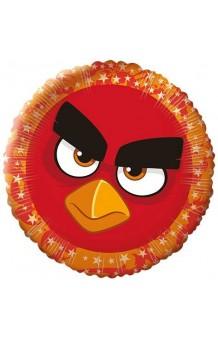 Globo Angry Birds, 46 cm.
