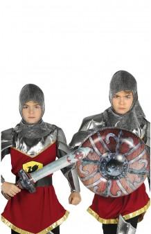 Kit Espada Medieval + Escudo Hinchables