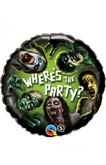 "Globo Zombies ""Where's the Party?"", 46 cm."