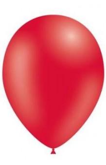 Globos Rojos 95 cm. Pro-Quality, 50 uds.