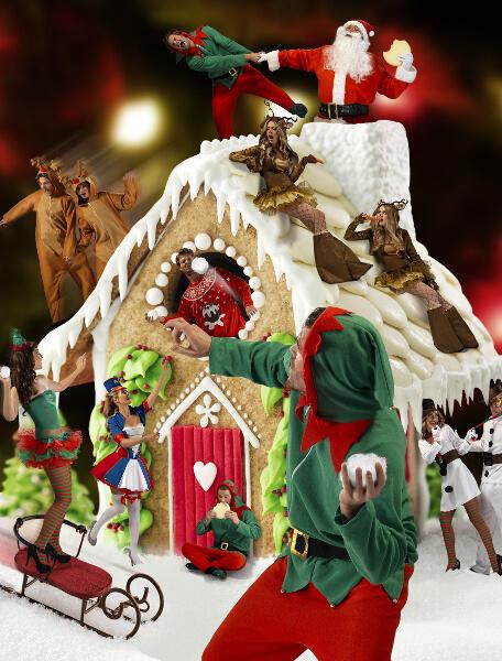 Accesorios Navidad. Complementos Navidad - Festiplanet