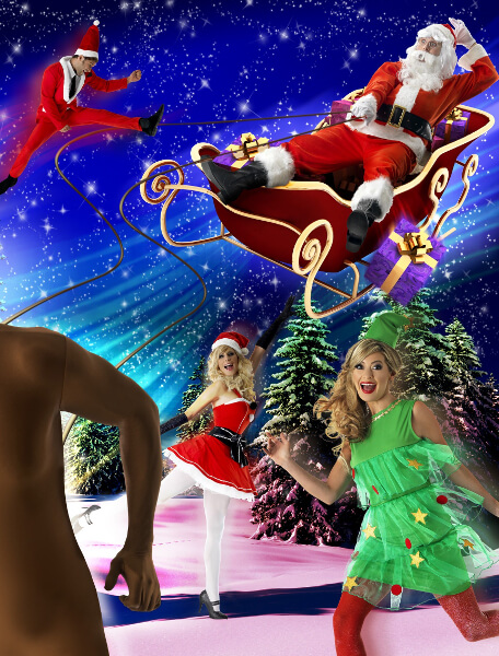 Disfraces Navidad Adultos - Festiplanet