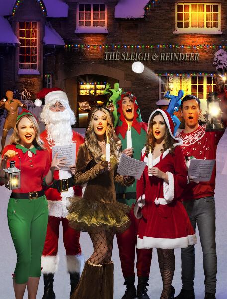 Disfraces Navidad Niños - Festiplanet