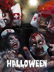 Disfraces de Halloween. Complementos Halloween - Festiplanet