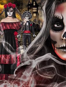 Maquillaje de Halloween. Complementos Halloween - Festiplanet