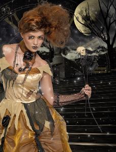 Pelucas de Halloween. Complementos Halloween - Festiplanet